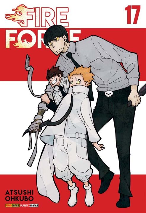 Fire Force - Vol. 17 thumbnail