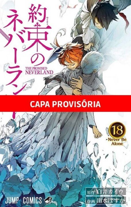 The Promised Neverland - Vol. 18 thumbnail