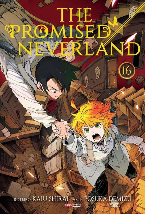 The Promised Neverland - Vol. 16 thumbnail