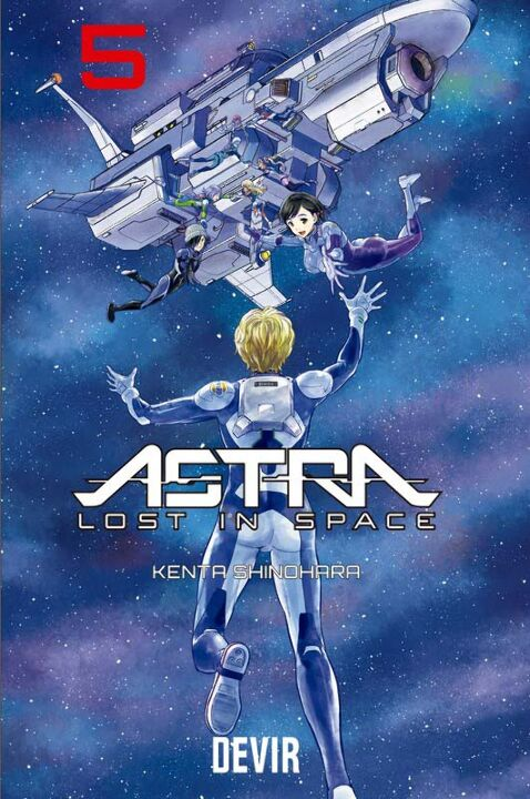 Astra - Lost In Space - Vol. 05 thumbnail