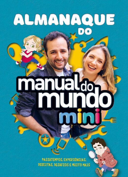 Almanaque do Manual do Mundo Mini thumbnail