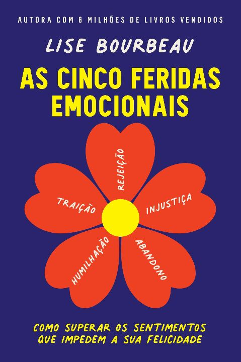 Cinco Feridas Emocionais, as - 02Ed/20 thumbnail