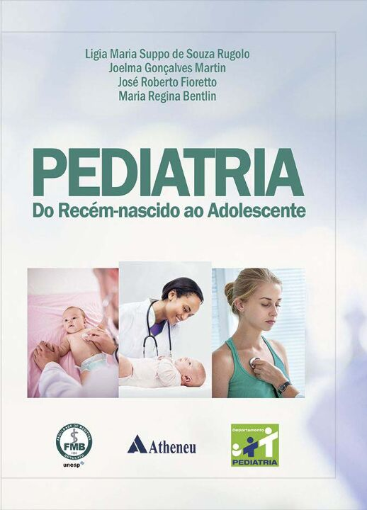 Pediatria – do Recém - Nascido Ao Adolescente thumbnail