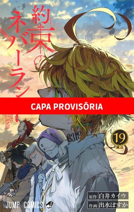 The Promised Neverland - 19 thumbnail