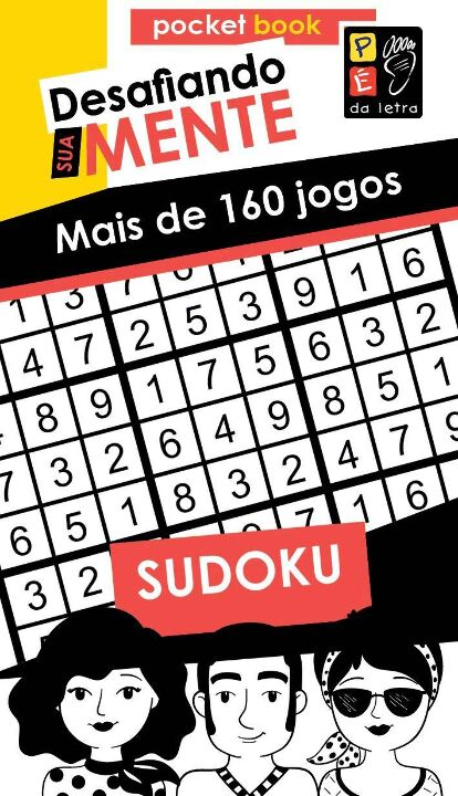 Pocket Book - Sodoku thumbnail