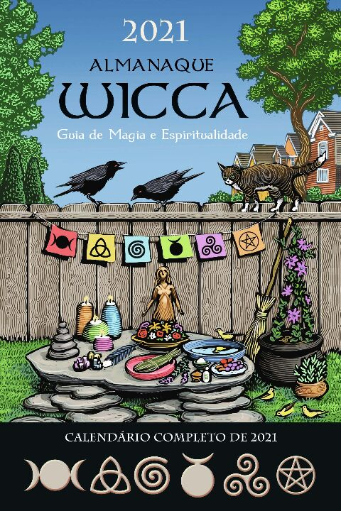 Almanaque Wicca - 2021 thumbnail