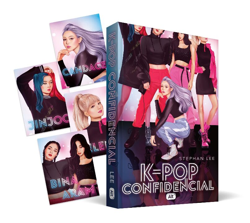 K-Pop Confidencial + Brindes (Cards Exclusivos) thumbnail