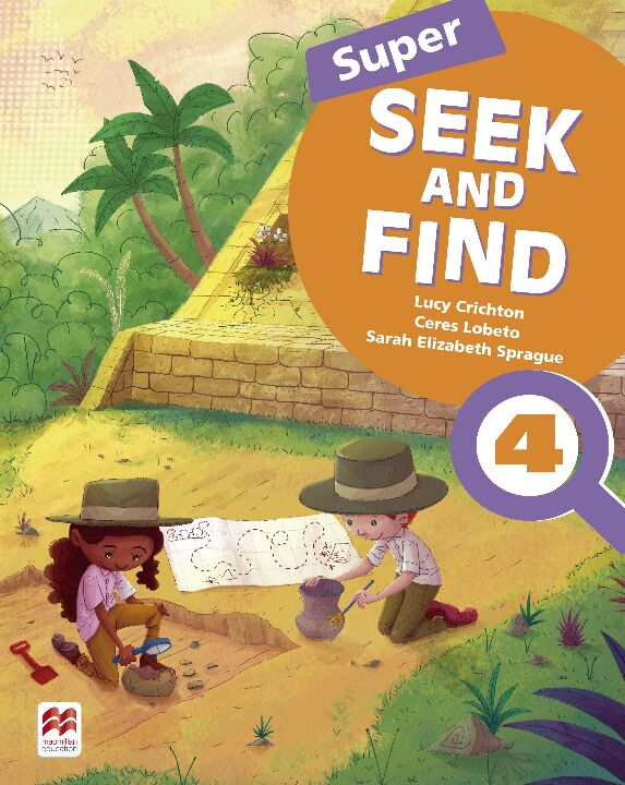 Super Seek And Find 4 Sb And Digital Pack - 2Ed/17 thumbnail