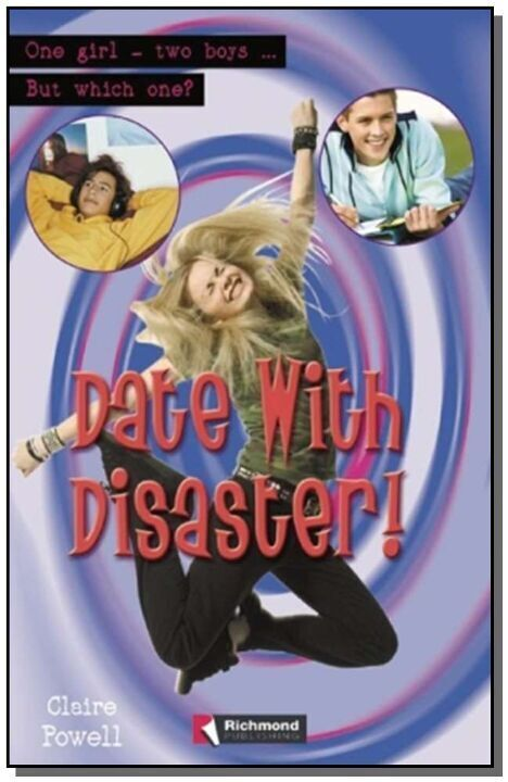 Date With Disaster! Audio Cd thumbnail