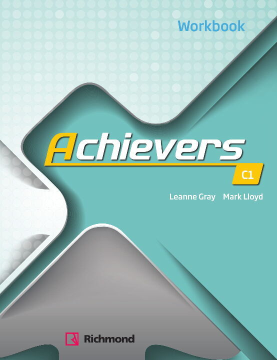 Achievers C1 Workbook thumbnail