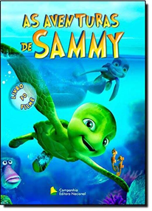 Aventuras de Sammy, as  - Livro do Filme thumbnail
