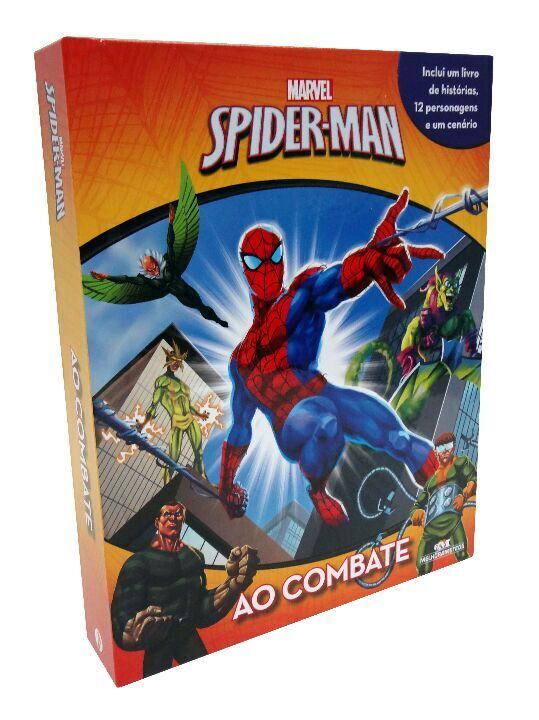 Ao Combate - Marvel Spider-Man thumbnail