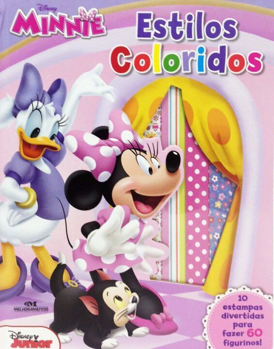 Minnie - Estilos Coloridos thumbnail