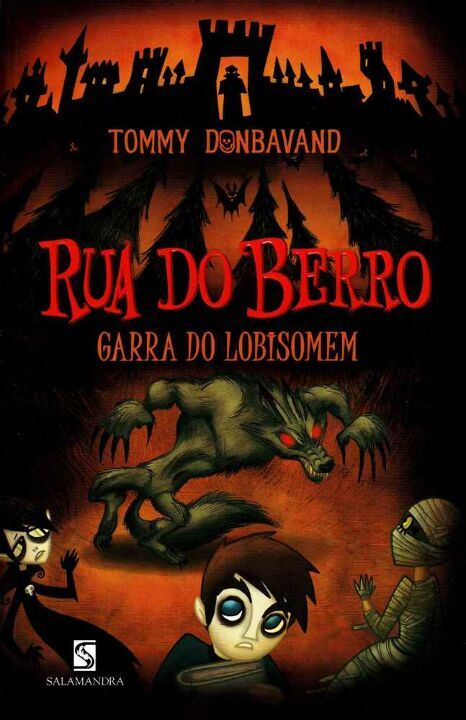 Garra do Lobisomem - Rua do Berro thumbnail