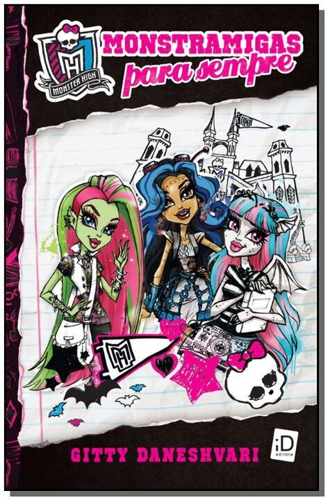 Monster High - Monstramigas Para Sempre thumbnail