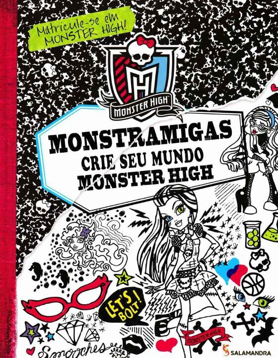 Monstramigas - Crie Seu Mundo Monster High thumbnail