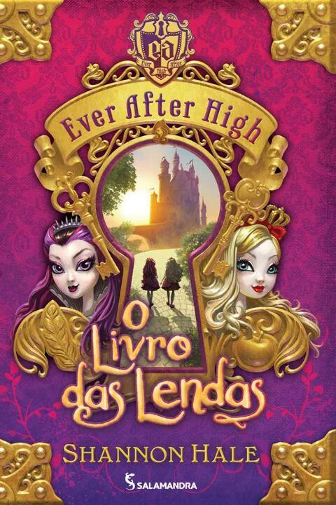 Ever After High - o Livro Das Lendas thumbnail