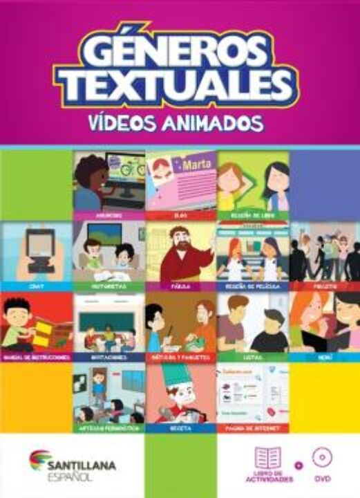 Generos Textuales Videos Animados thumbnail