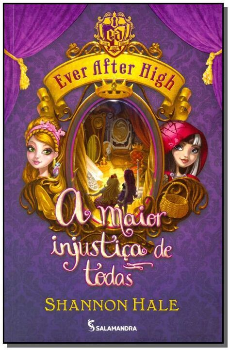 Ever After High: a Maior Injustiça de Todas thumbnail