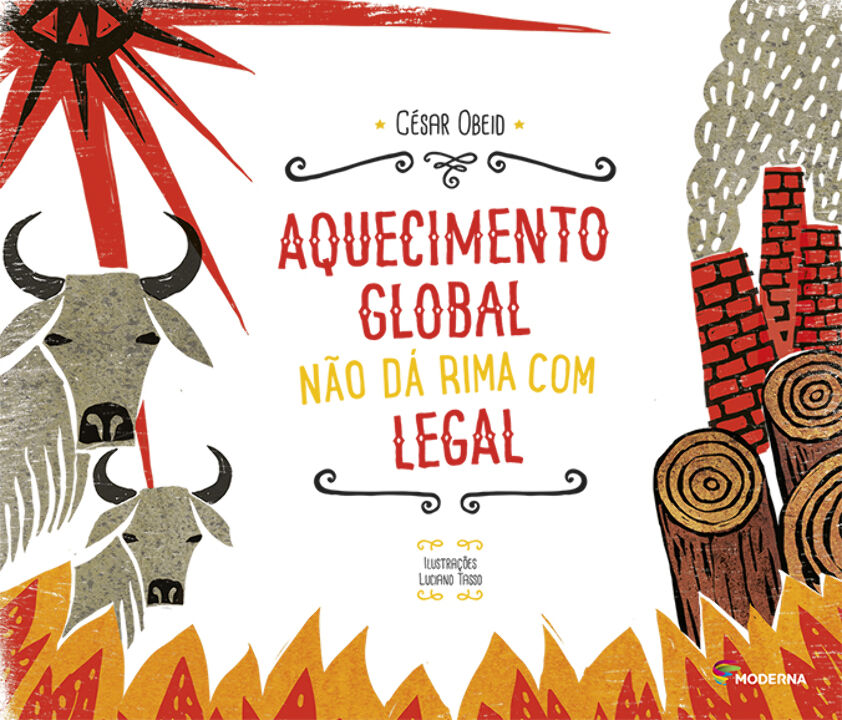 Aquecimento Global Nao Dá Rima Com Legal - thumbnail