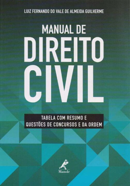 Manual de Direito Civil - (Manole) thumbnail