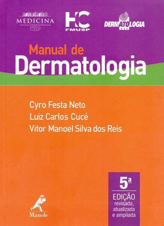 Manual de Dermatologia - (Manole) thumbnail