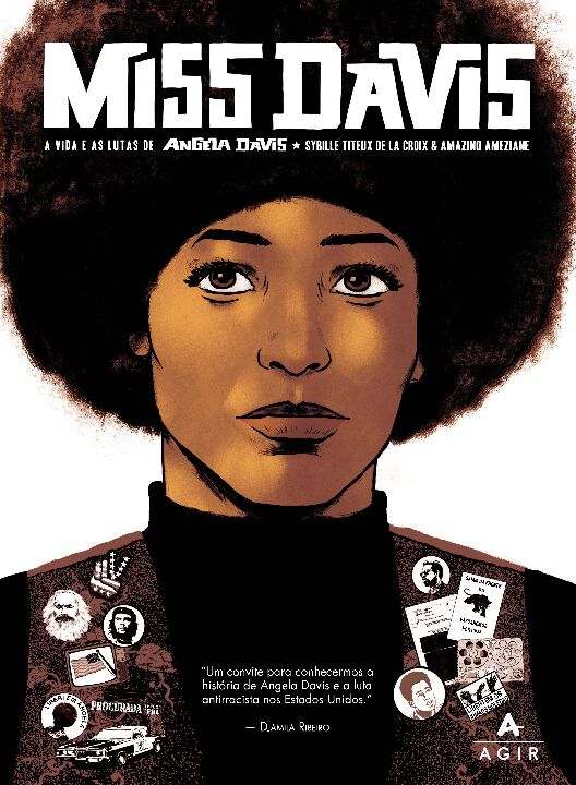 Miss Davis - a Vida e as Lutas de Angela Davis thumbnail