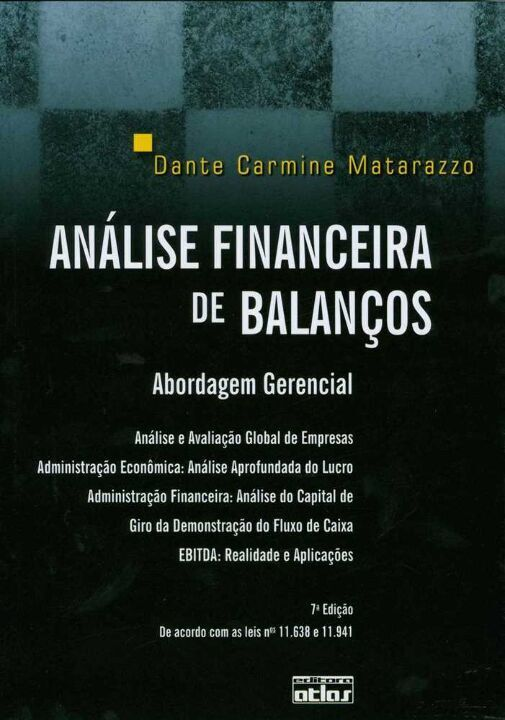 Analise Financeira de Balancas - 07Ed/2017 thumbnail