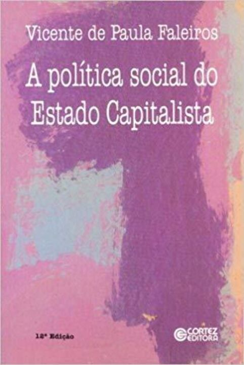 A Política Social do Estado Capitalista thumbnail