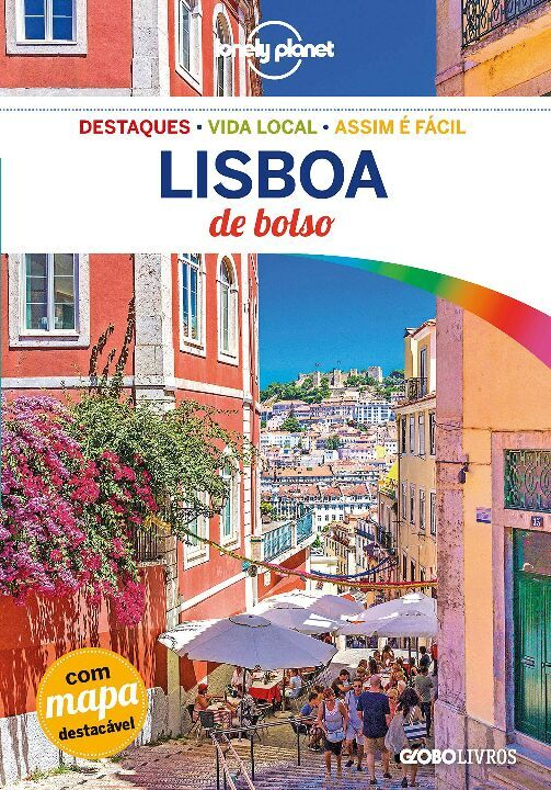 Lonely Planet de Bolso - Lisboa thumbnail