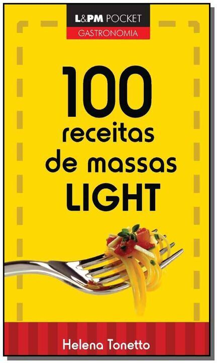 100 Receitas de Massas Light - Bolso thumbnail