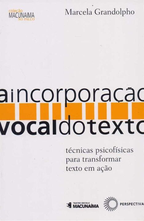 A Incorporação Vocal do Texto thumbnail
