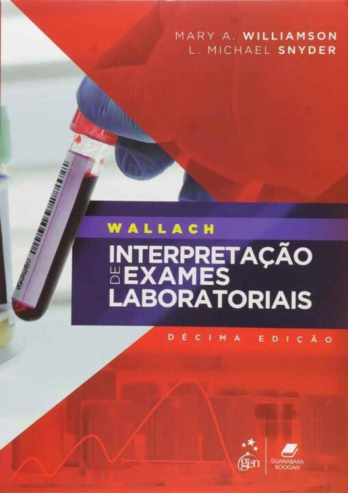 Wallach - Interpret.de Exames Laborat. - 10Ed/16 thumbnail