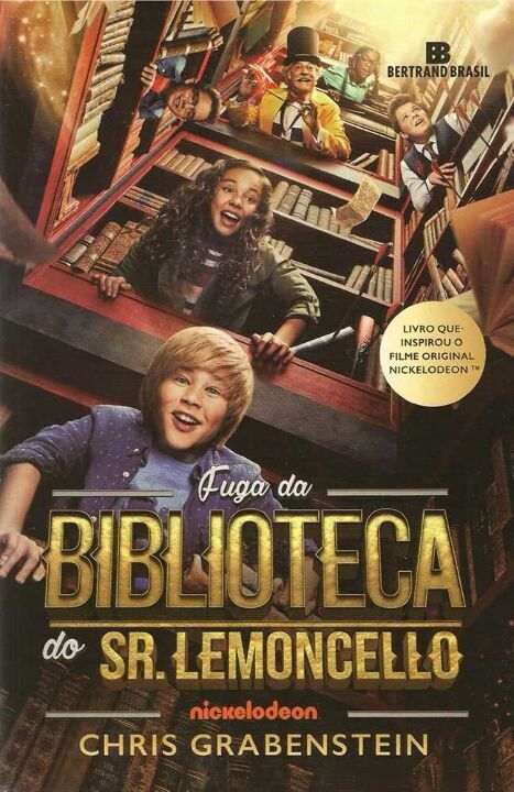 Fuga da Biblioteca do Sr. Lemoncello - 02Ed thumbnail