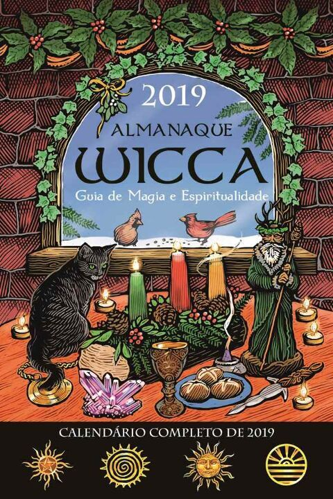 Almanaque Wicca 2019 thumbnail
