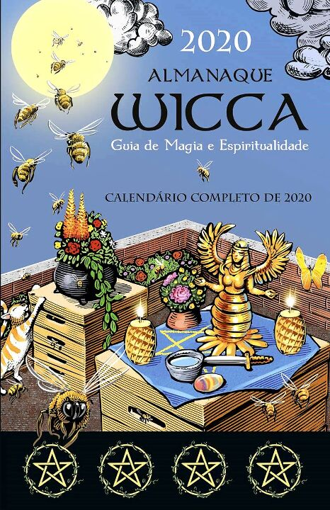 Almanaque Wicca 2020 thumbnail