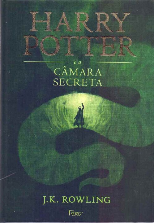 Harry Potter - V.02 - Câmara Secreta - Capa Dura thumbnail