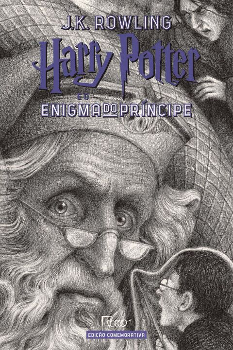Harry Potter e o Enigma do Príncipe (Capa Dura) thumbnail