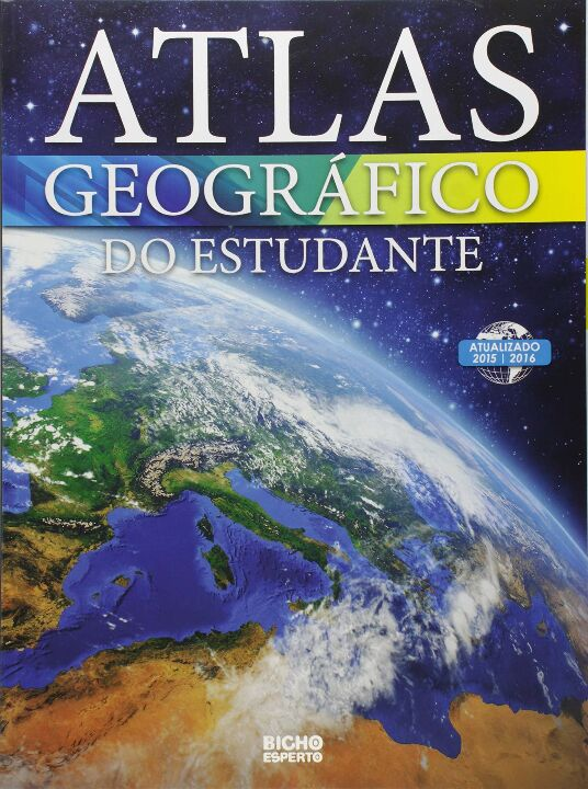 Atlas Geografico do Estudante thumbnail