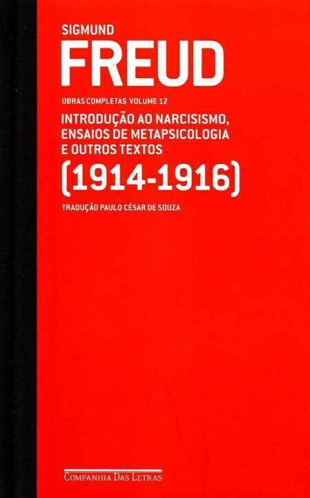 Freud - Vol.12 - (1914-1916) Introd. Narcisismo thumbnail