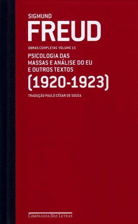 Freud - Vol.15 - (1920-1923) Psicologia Das Analis thumbnail