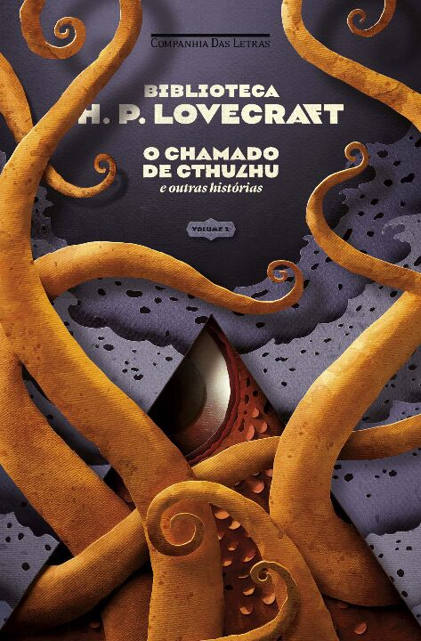 Biblioteca H. P. Lovecraft - Vol. 01 thumbnail