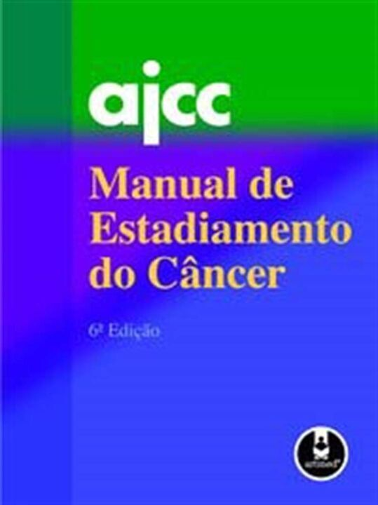 Manual de Estadiamento do Cancer thumbnail