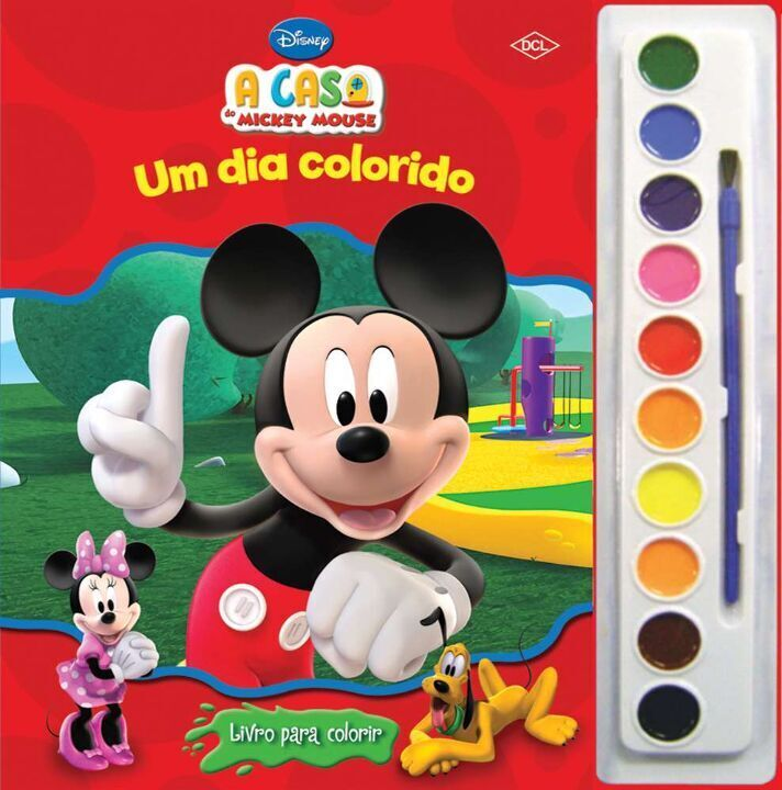 Disney - Aquarela - Mickey Mouse thumbnail