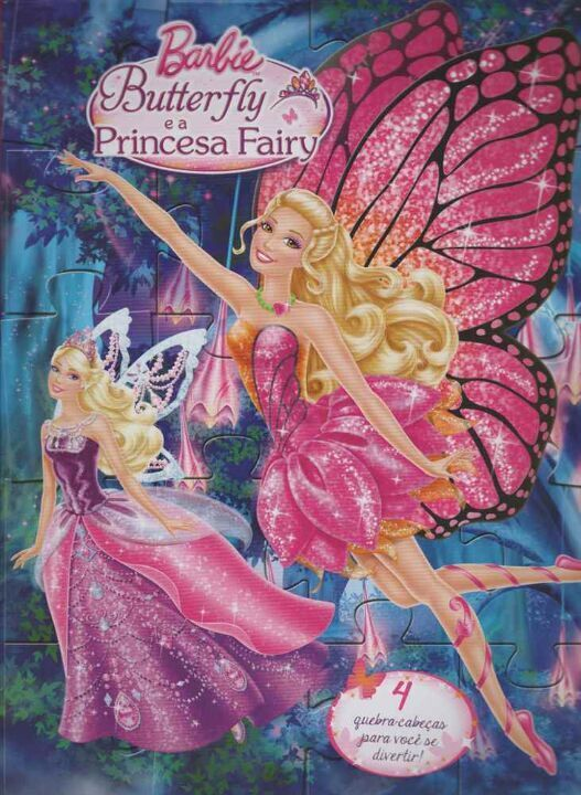 Barbie - Butterfly e a Princesa Fairy thumbnail