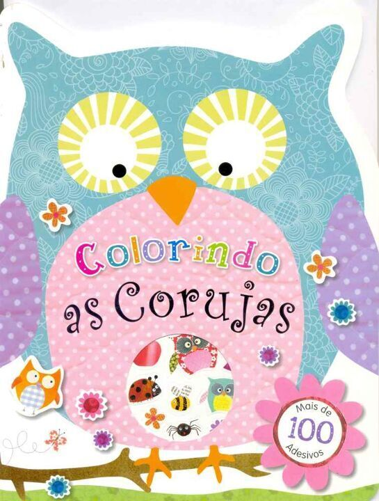 Colorindo as Corujas thumbnail
