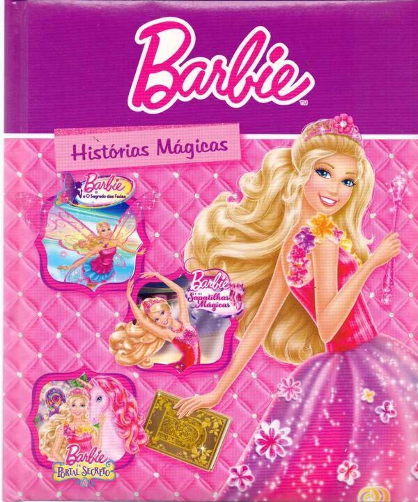 Barbie - Histórias Mágicas thumbnail