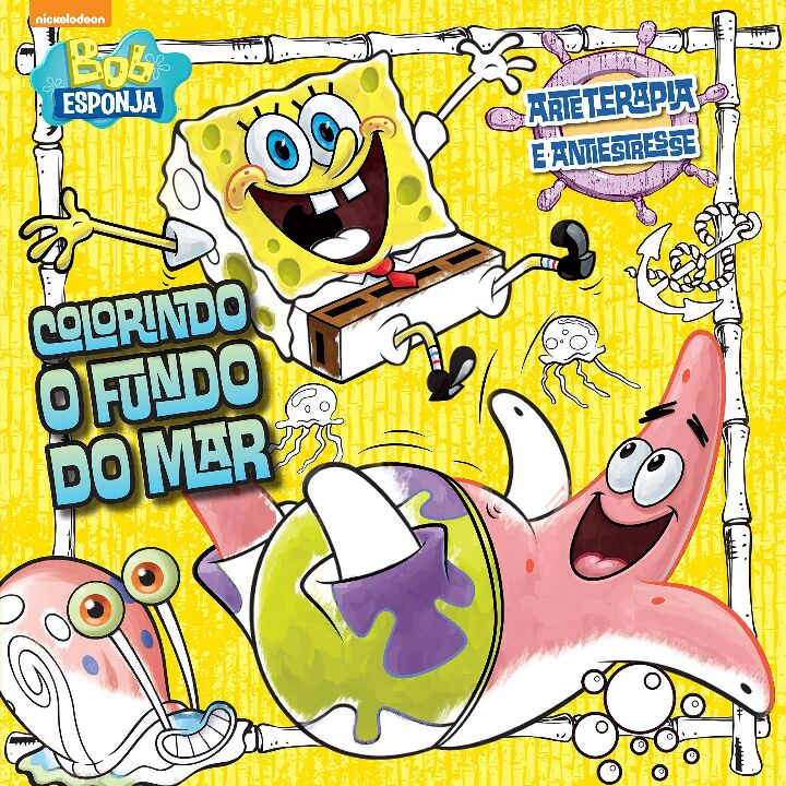 Bob Esponja - Colorindo o Fundo do Mar thumbnail