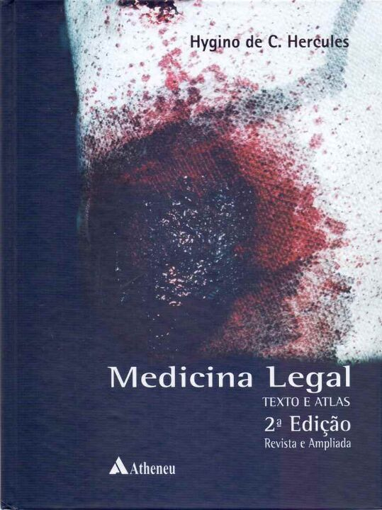 Medicina Legal - Textos e Atlas thumbnail