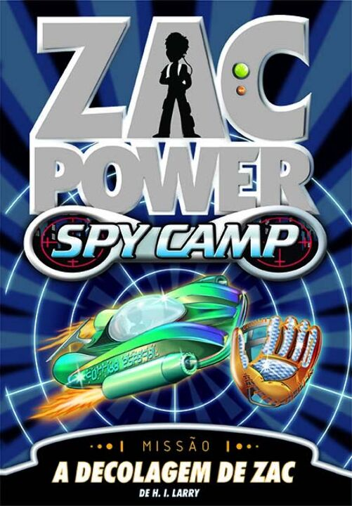 Zac Power Spy Camp - a Decolagem de Zac thumbnail